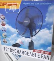 Qasa Rechargeable Fan | Home Appliances for sale in Lagos State, Lagos Island