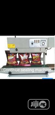 Contuine Band Sealing Machine | Manufacturing Equipment for sale in Lagos State, Shomolu