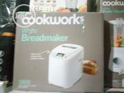 Cookworks Bread Maker | Kitchen Appliances for sale in Lagos State, Lagos Mainland
