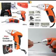 45 Pcs Screw Cordless Machine | Electrical Tools for sale in Lagos State, Lagos Island