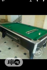Brand New 8ft American Fitness Marbel Coins Snooker | Sports Equipment for sale in Edo State, Ekpoma