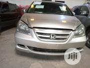 Honda Odyssey 2005 EX Automatic Silver | Cars for sale in Lagos State, Ikeja
