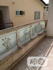 Stainless Handrails With Glass | Building Materials for sale in Lagos State, Alimosho