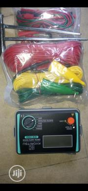 Kyoritsu Digital Earth Resistance Tester | Measuring & Layout Tools for sale in Lagos State, Ojo