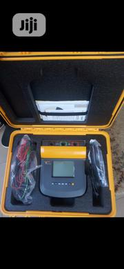Fluke 10,000volts Insulation Resistance Tester | Measuring & Layout Tools for sale in Lagos State, Ojo