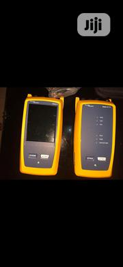 Fluke DSX 5000 Network Analyser | Measuring & Layout Tools for sale in Lagos State, Ojo