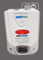 5kva Servo Central Stabilizer Wall Mount Input:(80v-280v) | Electrical Equipments for sale in Lagos State, Amuwo-Odofin