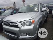 Toyota 4-Runner SR5 4WD 2010 Silver | Cars for sale in Lagos State, Amuwo-Odofin