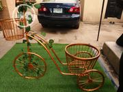 Distributors Of Vintage Tricycle Planter Across The Nation -----   Manufacturing Services for sale in Plateau State, Jos South