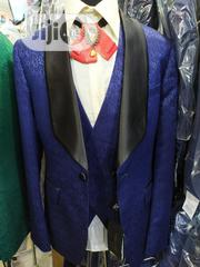 Tuxedo Wedding Suits (Purple, Blue, Wine and Green Colors) | Clothing for sale in Lagos State, Lagos Island