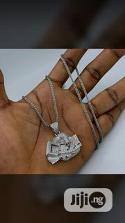 Tennis Chain And Pendant | Jewelry for sale in Lagos State, Surulere