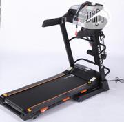 Bodyfit 2hp Treadmill With Massager | Sports Equipment for sale in Lagos State, Lagos Mainland