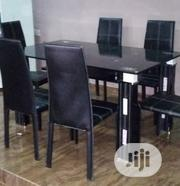 Great Turkey 6-Seater Glass Dining Table   Furniture for sale in Lagos State, Victoria Island