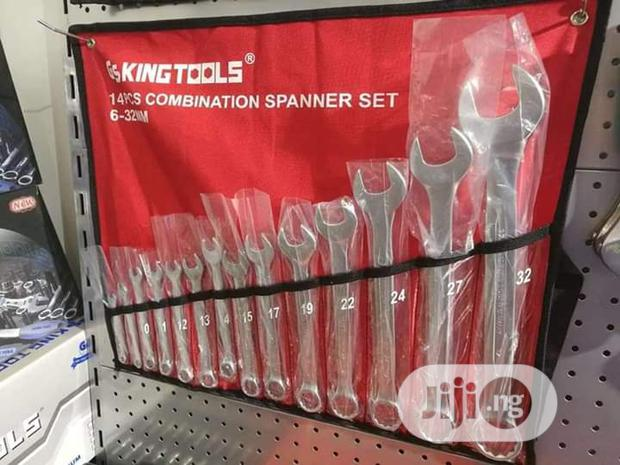 Set Of Combination Spanners