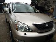 Lexus RX 2005 330 Gold | Cars for sale in Lagos State, Isolo