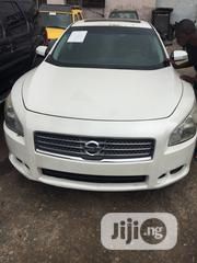 Nissan Maxima 2010 3.5 S White   Cars for sale in Lagos State, Ikeja