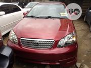 Toyota Corolla 2006 Red | Cars for sale in Lagos State, Isolo