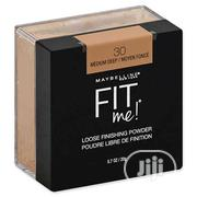 Maybelline Fit Me Loose Finishing Powder - Medium Deep 30 | Makeup for sale in Lagos State, Ajah