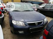 Mazda 323 2000 Blue | Cars for sale in Lagos State, Apapa
