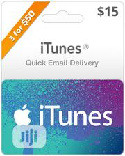App Store & iTunes Gift Cards - Email Delivery | Accessories for Mobile Phones & Tablets for sale in Oyo State, Ibadan