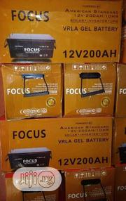 12v 200ah Battery | Solar Energy for sale in Lagos State, Epe