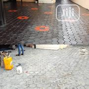Interlocking Stone Polishing Services | Cleaning Services for sale in Lagos State, Magodo