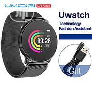 UMIDIGI Uwatch Smart Watch Fitness Tracker, Heart Rate Monitor | Smart Watches & Trackers for sale in Abuja (FCT) State, Central Business District