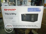 Original Sharp Microwave Direct From Uk | Kitchen Appliances for sale in Lagos State, Lagos Mainland