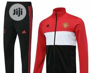 2019/20 Man U Training Track Suits Up And Down | Clothing for sale in Lagos State, Lagos Island