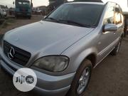 Mercedes-Benz M Class 2002 Silver   Cars for sale in Lagos State, Agege