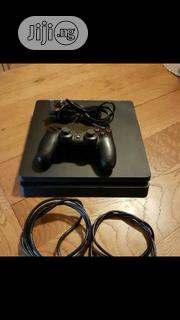PS4 Console 500GB With Controller   Video Game Consoles for sale in Lagos State, Magodo