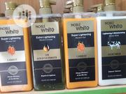 Noble Super Whitening Shower Creams -1000ml | Skin Care for sale in Lagos State, Lagos Mainland