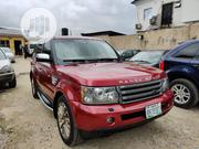 Land Rover Range Rover Sport 2007 HSE 4x4 (4.4L 8cyl 6A) Red   Cars for sale in Lagos State, Ifako-Ijaiye