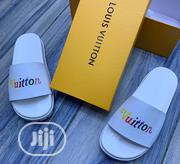 Latest Louis Vuitton Slides | Shoes for sale in Lagos State, Lagos Island