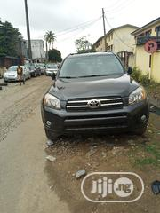 Toyota RAV4 2008 3.5 Sport 4x4 Gray | Cars for sale in Lagos State, Surulere