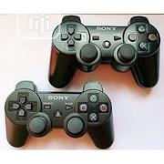 Sony 2pcs Of PS3 Dualshock 3 Wireless Controllers Pads | Video Game Consoles for sale in Lagos State, Ikeja