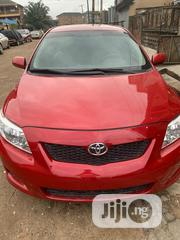 Toyota Corolla 2009 Red | Cars for sale in Lagos State, Orile