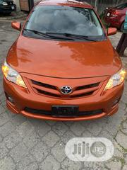 Toyota Corolla 2013 Orange | Cars for sale in Lagos State, Ajah