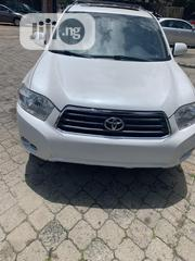 Toyota Highlander 2010 White | Cars for sale in Lagos State, Ajah