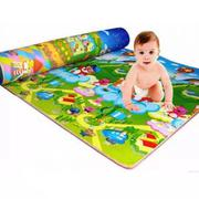 Large Size - 2 Sided Baby and Children Crawling, Reading Play Mat | Toys for sale in Lagos State, Lagos Island