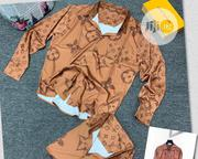 Original Louis Vuitton Men's Quality Shirts | Clothing for sale in Lagos State, Lagos Island
