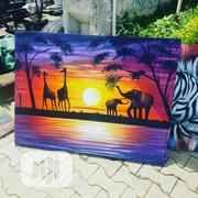 Acrylic On Canvas | Arts & Crafts for sale in Abuja (FCT) State, Gwarinpa