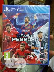 Brand New Ps4 Pes 2020 Game CD | Video Games for sale in Lagos State, Ikeja