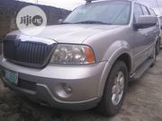 Lincoln Navigator 4x4 Luxury 2004 Silver | Cars for sale in Oyo State, Ibadan