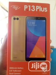 New Itel P13 Plus 8 GB Gold | Mobile Phones for sale in Kogi State, Lokoja