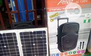 Solar Powered Public Address System   Solar Energy for sale in Ondo State, Akure