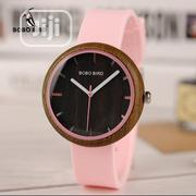 BOBO Bird Quartz Wood Watch for Ladies | Watches for sale in Abuja (FCT) State, Galadimawa