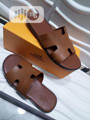 Hermes, Louis VUITTON And Dior Designer Pam Slides   Shoes for sale in Lagos State, Lagos Island