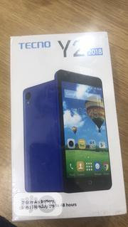 New Tecno Y2 8 GB Gray | Mobile Phones for sale in Lagos State, Ikeja