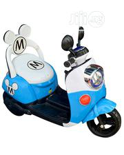 Blue White Kid's Toy Bike | Toys for sale in Lagos State, Ajah